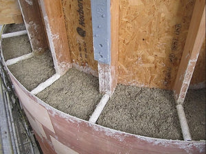 "Hempcrete, the ""Carbon Negative"" Building Material"