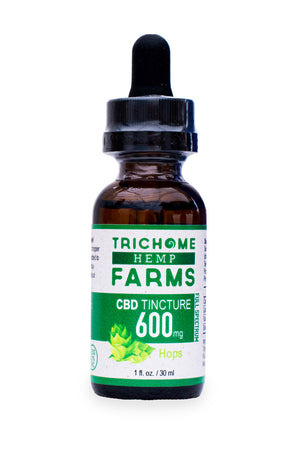600mg Hops CBD Tincture - Sale (Discontinued)
