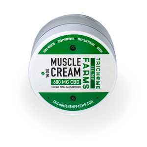 600mg CBD Muscle Cream