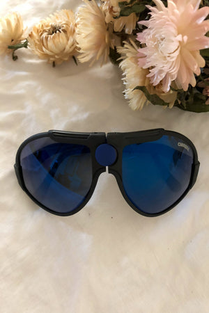 Vintage 1990s Foldable Carrera Kevlar Sunglasses