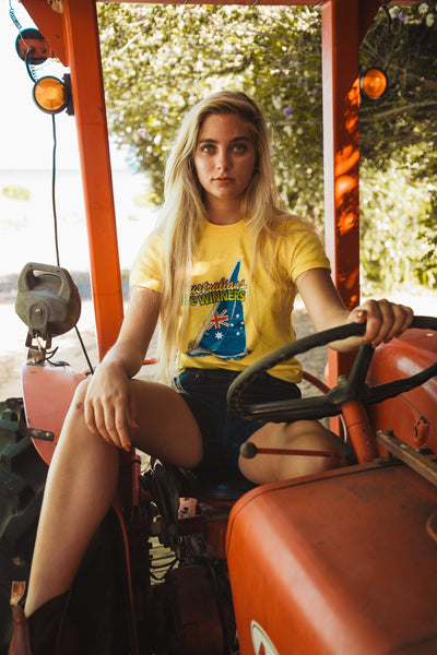 Vintage 1980's America's Cup T-Shirt | Haus of Denim and Lace ...