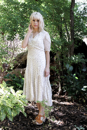 Silk Wedding Dress - Simple Wedding Dress - Silk Slip Dress - Elegant Dress - Slip Dress - Bias Cut - Boho Wedding Guest Dress
