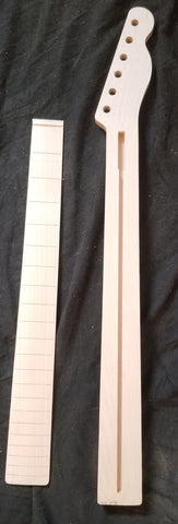 Maple Telecaster '58 Guitar Neck