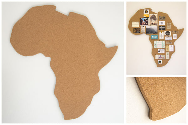 Africa Pinboard