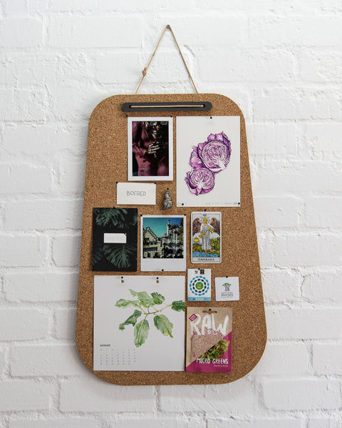 Easy-Up pinboard