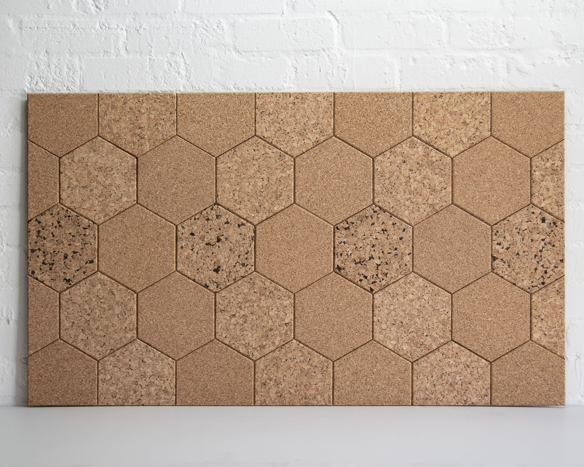 Once Off - Geometric Style Pinboard
