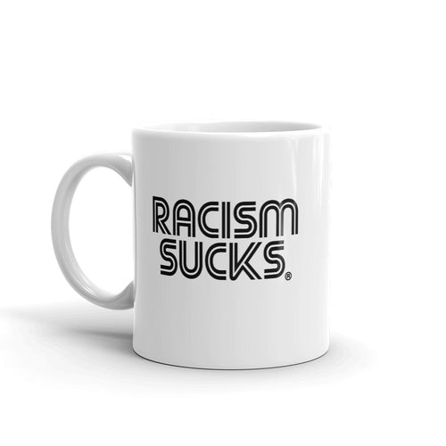 Racism Sucks 11oz Mug