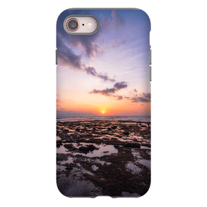 HULL SMARTPHONE BALI BEACH SUNSET Smartphone Case Hard Shell / iPhone 8 - Thibault Abraham