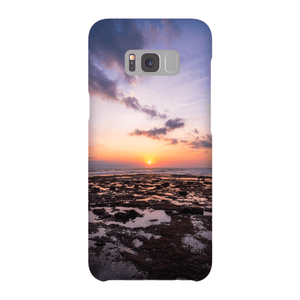 SMARTPHONE SHELL BALI BEACH SUNSET Smartphone Case Ultra Thin Shell / Samsung Galaxy S8 Plus - Thibault Abraham