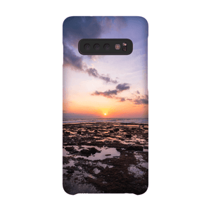 SMARTPHONE SHELL BALI BEACH SUNSET Smartphone Case Ultra Thin Case / Samsung Galaxy S10 - Thibault Abraham