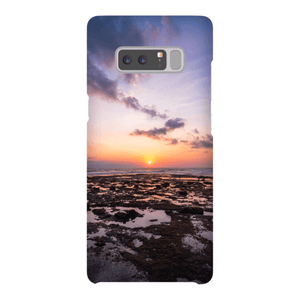HULL SMARTPHONE BALI BEACH SUNSET Smartphone Case Ultra Thin Shell / Samsung Galaxy Note 8 - Thibault Abraham