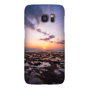 SMARTPHONE SHELL BALI BEACH SUNSET Smartphone Case Ultra Thin Case / Samsung Galaxy S7 - Thibault Abraham
