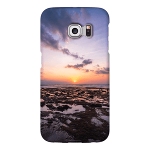 SMARTPHONE SHELL BALI BEACH SUNSET Smartphone Case Ultra Thin Shell / Samsung Galaxy S6 Edge - Thibault Abraham