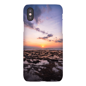 HULL SMARTPHONE BALI BEACH SUNSET Smartphone Case Ultra Thin Case / iPhone X - Thibault Abraham