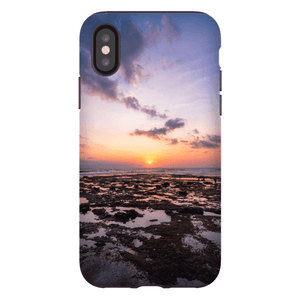 HULL SMARTPHONE BALI BEACH SUNSET Smartphone Case Hard Shell / iPhone XS - Thibault Abraham