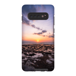 SMARTPHONE CASE BALI BEACH SUNSET Smartphone Tough Case / Samsung Galaxy S10 Plus - Thibault Abraham
