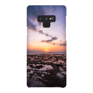HULL SMARTPHONE BALI BEACH SUNSET Smartphone Case Ultra Thin Shell / Samsung Galaxy Note 9 - Thibault Abraham