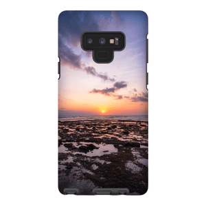 HULL SMARTPHONE BALI BEACH SUNSET Smartphone Case Hard Shell / Samsung Galaxy Note 9 - Thibault Abraham