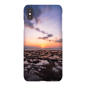 SMARTPHONE CASE BALI BEACH SUNSET Smartphone Slim Case / iPhone XS Max - Thibault Abraham