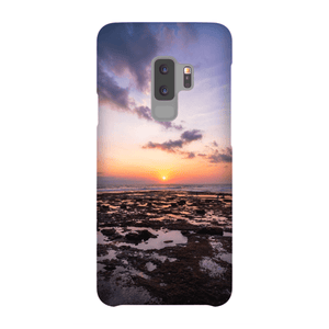 SMARTPHONE SHELL BALI BEACH SUNSET Smartphone Case Ultra Thin Shell / Samsung Galaxy S9 Plus - Thibault Abraham