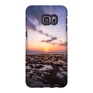 SMARTPHONE CASE BALI BEACH SUNSET Smartphone Tough case / Samsung Galaxy S6 Plus Edge - Thibault Abraham