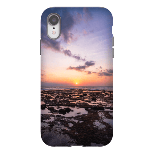 SMARTPHONE CASE BALI BEACH SUNSET Smartphone Tough Case / iPhone XR - Thibault Abraham
