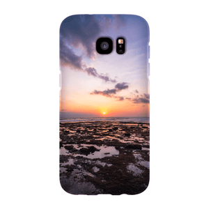 SMARTPHONE SHELL BALI BEACH SUNSET Smartphone Case Ultra Thin Shell / Samsung Galaxy S7 Edge - Thibault Abraham