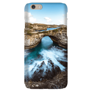 SMARTPHONE CASE BROKEN BEACH Smartphone Slim Case / iPhone 6 - Thibault Abraham