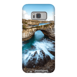 SMARTPHONE CASE BROKEN BEACH Smartphone Tough Case / Samsung Galaxy S8 Plus - Thibault Abraham