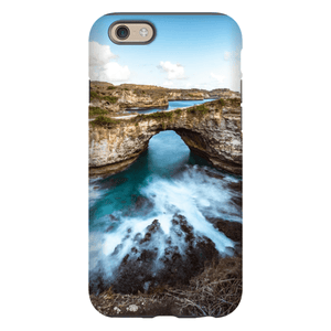 SMARTPHONE CASE BROKEN BEACH Smartphone Tough Case / iPhone 6S - Thibault Abraham