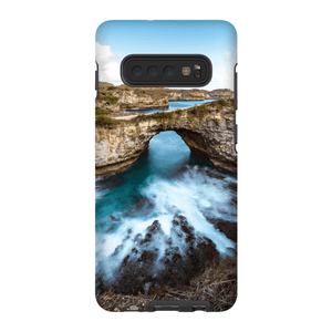 SMARTPHONE CASE BROKEN BEACH Smartphone Tough Case / Samsung Galaxy S10 Plus - Thibault Abraham