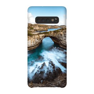 SMARTPHONE SHELL BROKEN BEACH Smartphone Case Ultra Thin Shell / Samsung Galaxy S10 Plus - Thibault Abraham