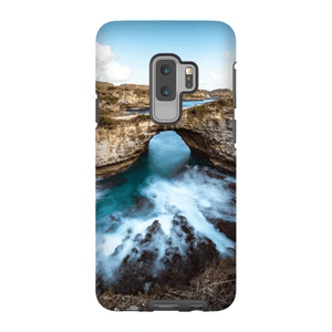 SMARTPHONE CASE BROKEN BEACH Smartphone Tough Case / Samsung Galaxy S9 Plus - Thibault Abraham