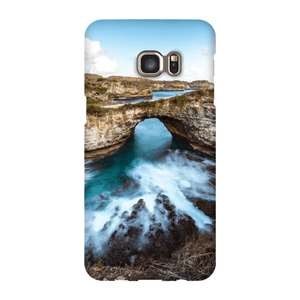 SMARTPHONE CASE BROKEN BEACH Smartphone Slim Case / Samsung Galaxy S6 Edge Plus - Thibault Abraham