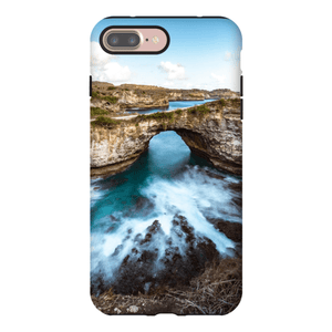 SMARTPHONE CASE BROKEN BEACH Smartphone Case Hard Shell / iPhone 7 Plus - Thibault Abraham