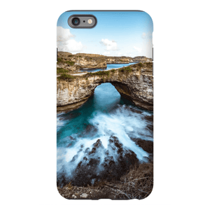 SMARTPHONE CASE BROKEN BEACH Smartphone Case Hard Shell / iPhone 6S Plus - Thibault Abraham