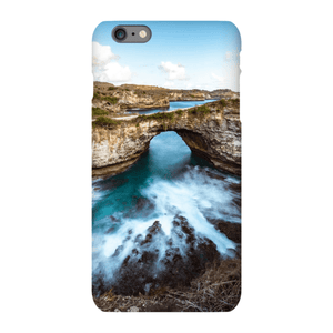 SMARTPHONE SHELL BROKEN BEACH Smartphone case Ultra slim case / iPhone 6S Plus - Thibault Abraham