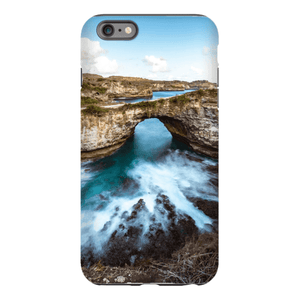 SMARTPHONE CASE BROKEN BEACH Smartphone Case Hard Shell / iPhone 6 Plus - Thibault Abraham