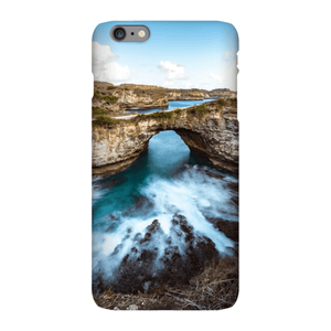 SMARTPHONE SHELL BROKEN BEACH Smartphone case Ultra slim case / iPhone 6 Plus - Thibault Abraham
