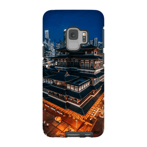 BUDDHA TOOTH RELIC TEMPLE SMARTPHONE CASE Smartphone Hard Shell Case / Samsung Galaxy S9 - Thibault Abraham