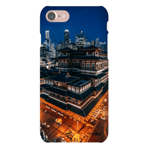 BUDDHA TOOTH RELIC TEMPLE SMARTPHONE CASE Smartphone Case Ultra Thin Case / iPhone 7 - Thibault Abraham