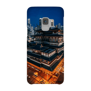 BUDDHA TOOTH RELIC TEMPLE SMARTPHONE CASE Smartphone Case Ultra Thin Case / Samsung Galaxy S9 - Thibault Abraham