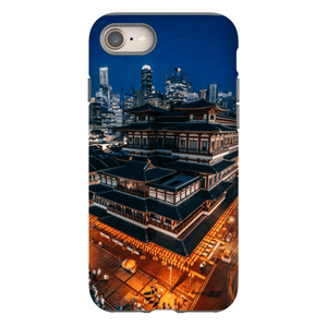 BUDDHA TOOTH RELIC TEMPLE SMARTPHONE CASE Smartphone Hard Shell Case / iPhone 8 - Thibault Abraham