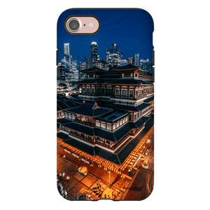BUDDHA TOOTH RELIC TEMPLE SMARTPHONE CASE Smartphone Hard Shell Case / iPhone 7 - Thibault Abraham
