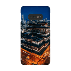 BUDDHA TOOTH RELIC TEMPLE SMARTPHONE COVERS Smartphone Case Ultra Thin Case / Samsung Galaxy S10 Lite - Thibault Abraham