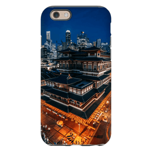 BUDDHA TOOTH RELIC TEMPLE SMARTPHONE CASE Smartphone Hard Shell Case / iPhone 6 - Thibault Abraham