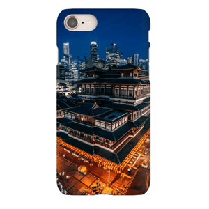 BUDDHA TOOTH RELIC TEMPLE SMARTPHONE CASE Smartphone Case Ultra Thin Case / iPhone 8 - Thibault Abraham