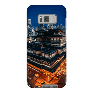 BUDDHA TOOTH RELIC TEMPLE SMARTPHONE CASE Smartphone Hard Shell Case / Samsung Galaxy S8 - Thibault Abraham