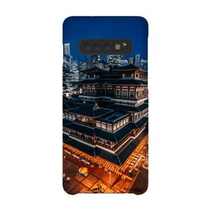 COQUE SMARTPHONE BUDDHA TOOTH RELIC TEMPLE Coque Smartphone Coque ultra fine / Samsung Galaxy S10 - Thibault Abraham