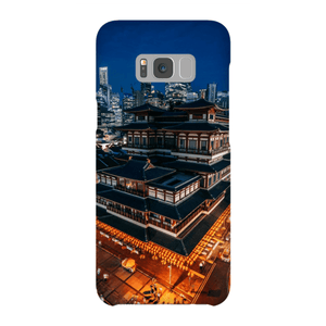BUDDHA TOOTH RELIC TEMPLE SMARTPHONE CASE Smartphone Case Ultra Thin Case / Samsung Galaxy S8 - Thibault Abraham